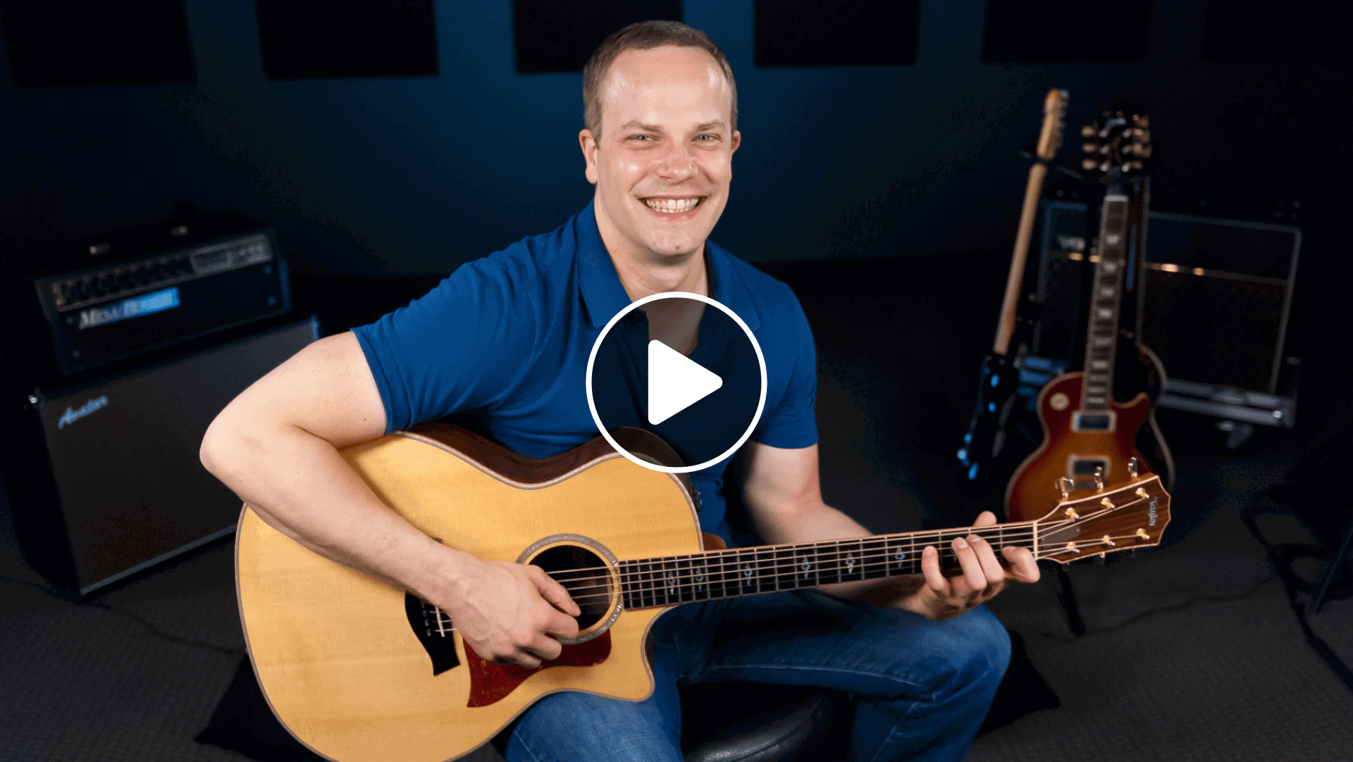 the academy guitar lessons with nate savage. Black Bedroom Furniture Sets. Home Design Ideas